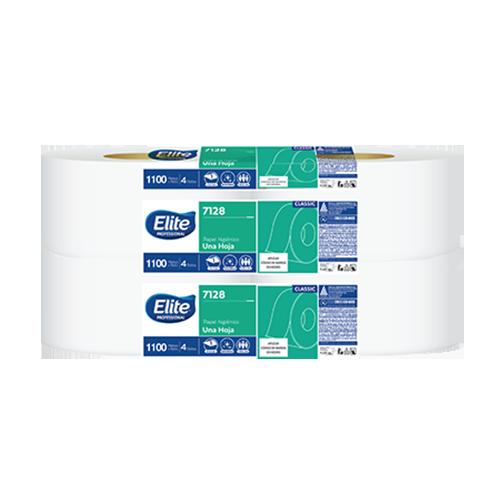 Papel Higiénico Elite® Bobina Jumbo H/S 1100 Mts