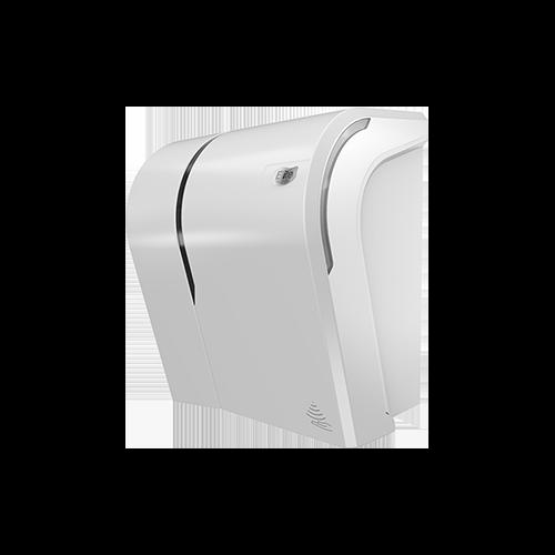 Dispensador de Toalla en Rollo Auto Cut Automatico Blanco