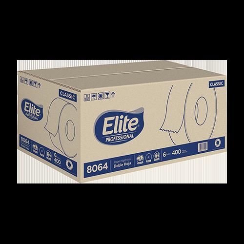 Higiénico Elite Classic Blanco