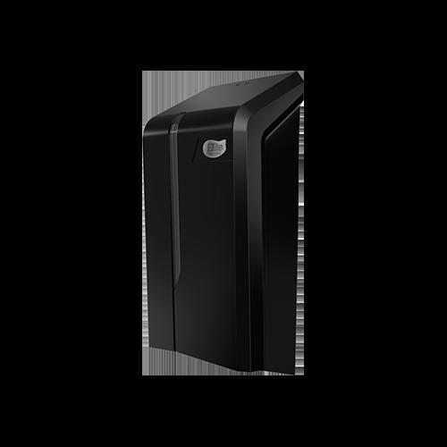 Dispensador de Higiénico Interfoliado Negro